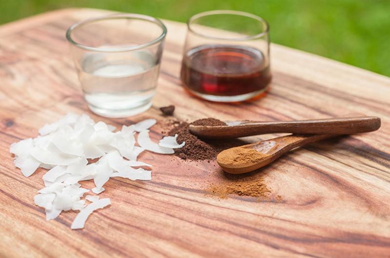 coconut spices sauces