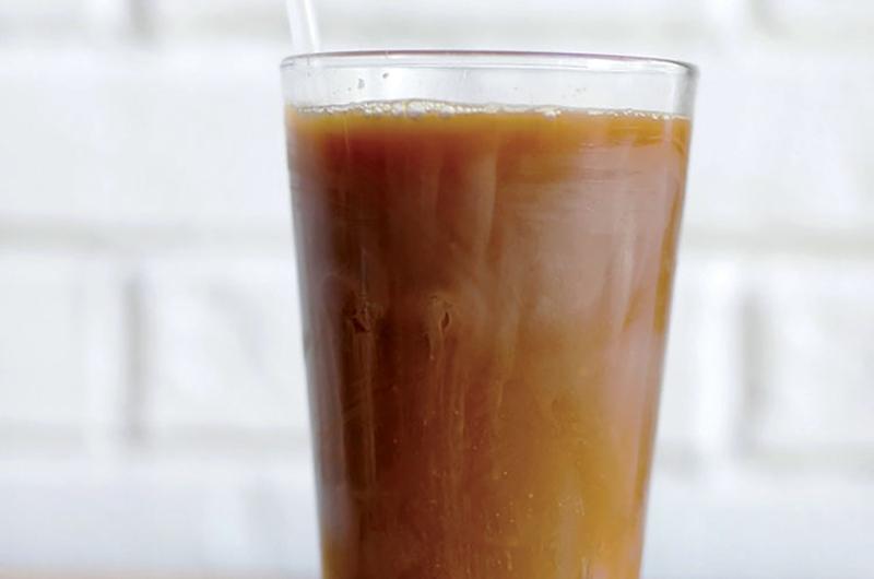 coffee ice