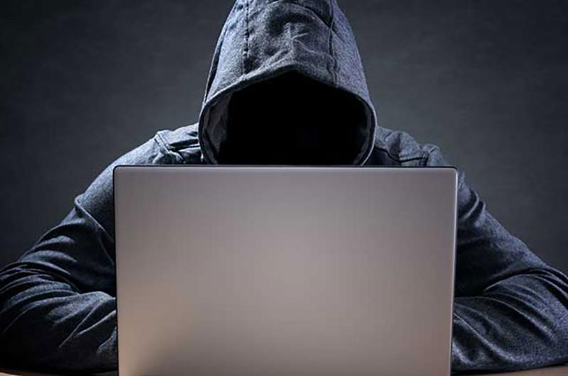 computer hacker hoodie