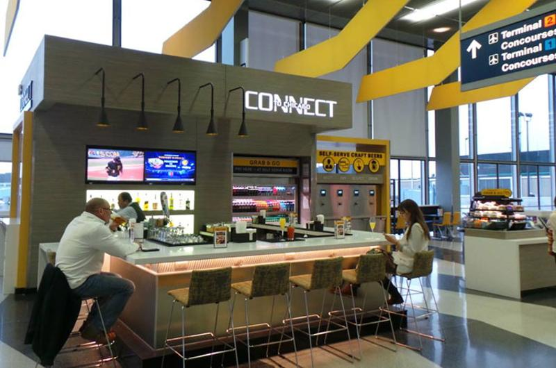 connect brewery
