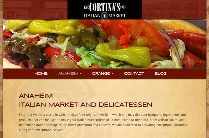 cortinas italian market