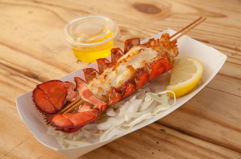 cousins maine lobster skewer