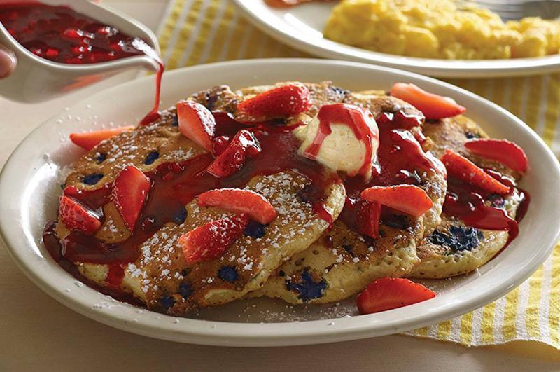 cracker barrel multiberry pancakes