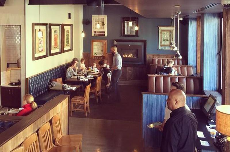 Crosbys Kitchen New Restaurant