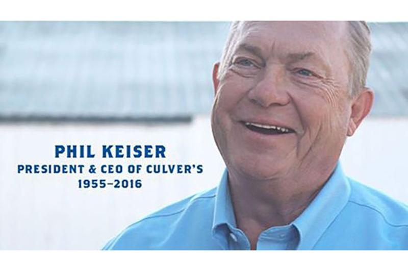 culvers phil keiser