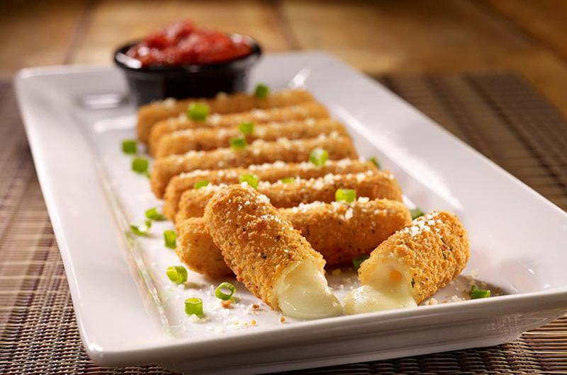 dave busters mozzarella sticks