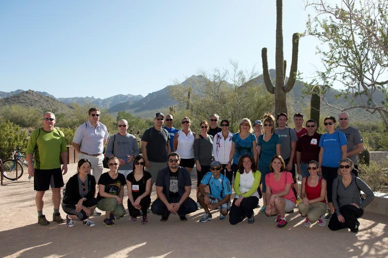 Sonoran Desert Preserve Hiking Excursion