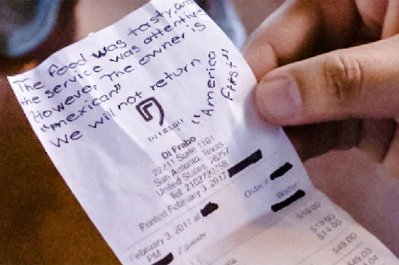 di frabo receipt
