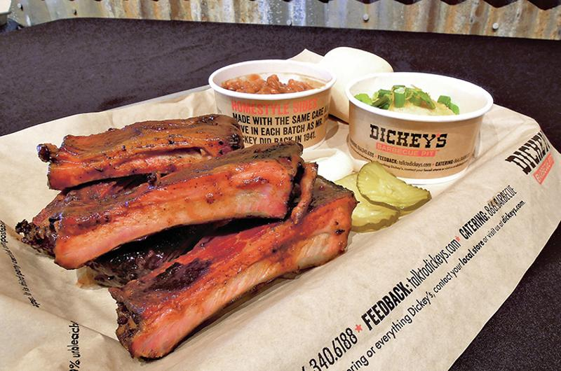Dickey's picnic pack