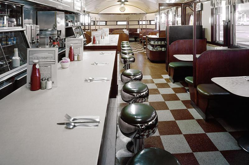dine luncheonette seating