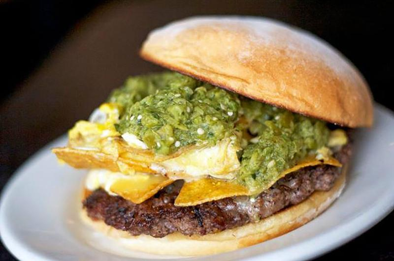 dmk burger bar chilaquiles brunch burger
