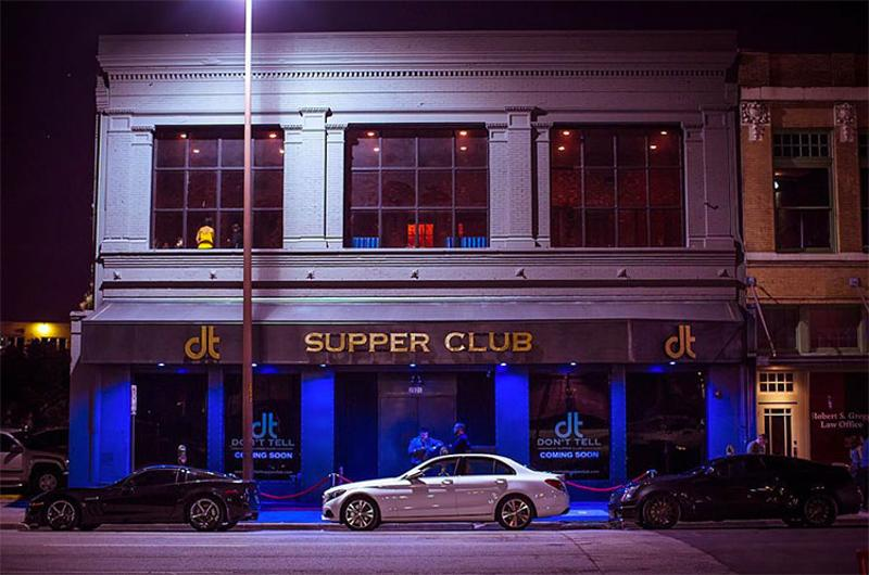 dont tell supper club