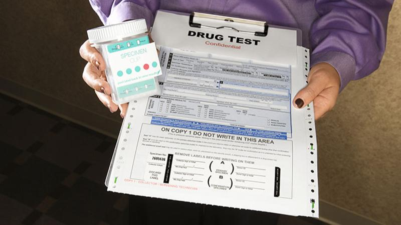 Can companies drug test minors?