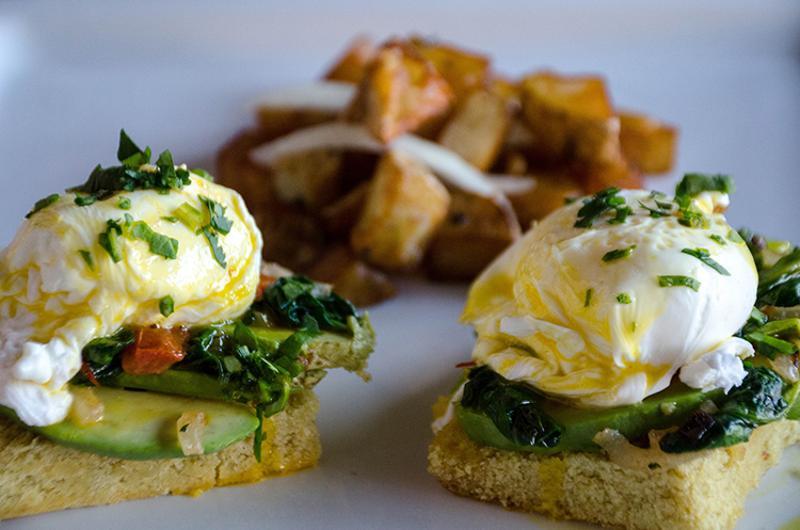 egg restaurant benedict