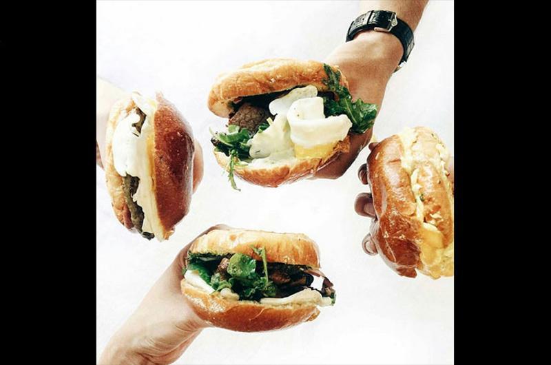 eggslut sandwiches