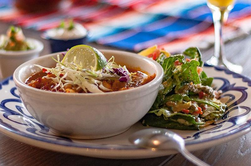 el torito soup salad