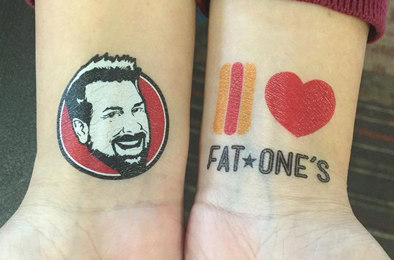 fat ones tattoos