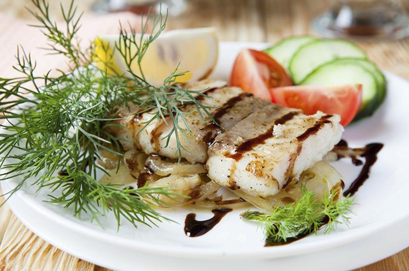 fish vegetables