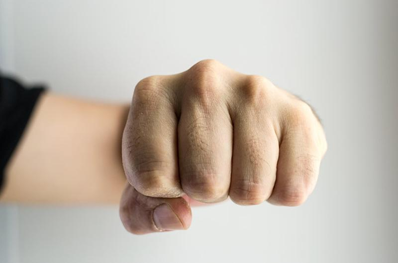 fist punch fight