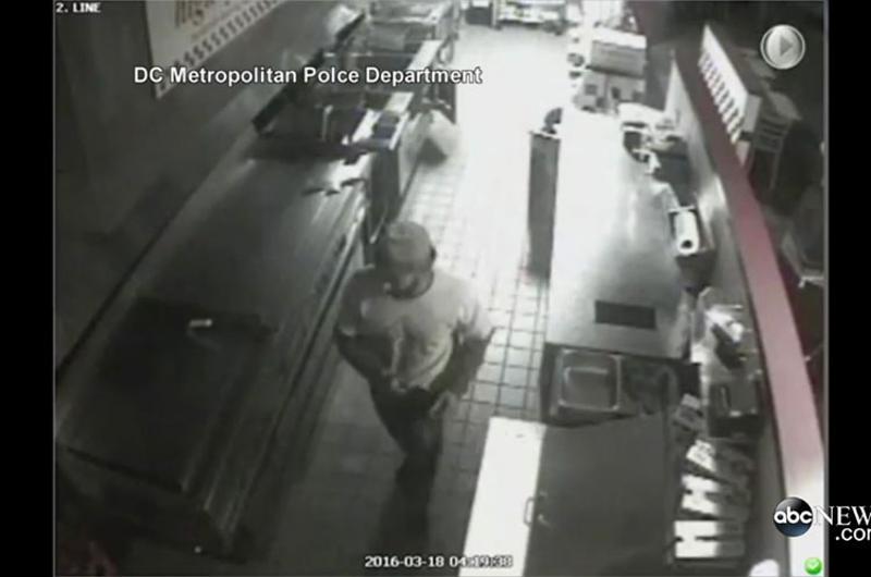 five guys burglar
