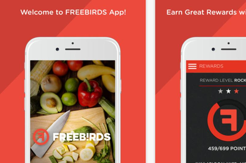 freebirds app screenshot
