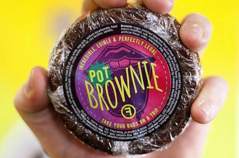 freebirds pot brownie