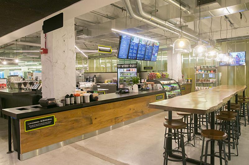 freshii interior view