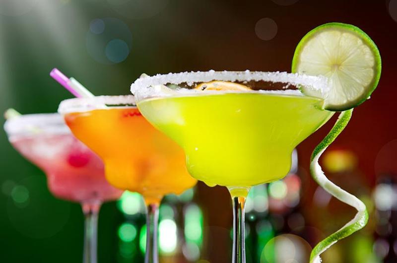 fruit cocktails rims