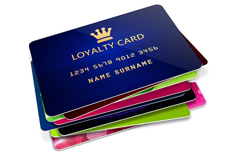 generic rewards card