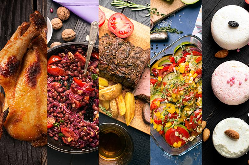 global foods flavors