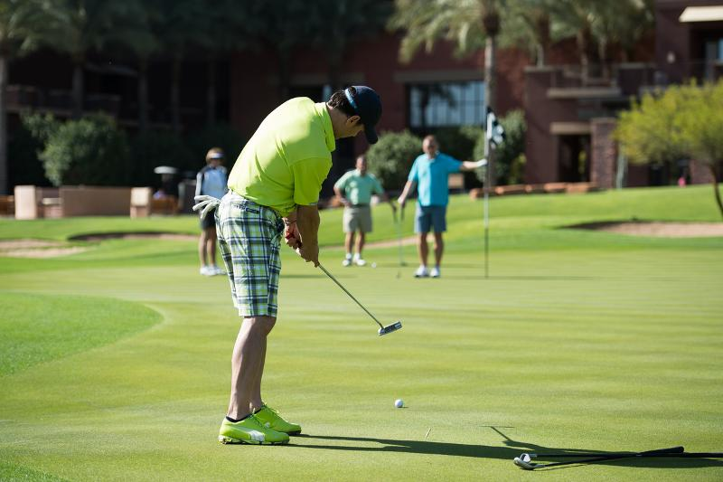 Kierland Golf Club, Golf Tournament at Restaurant Leadership Conference, RLC