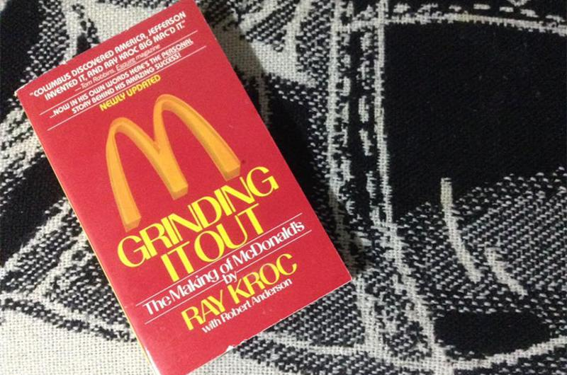 grinding it out ray kroc