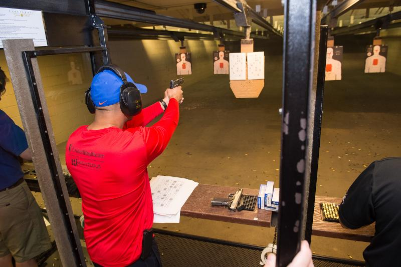 Scottsdale Gun Club Experience, Restaurant Leadership Conference, RLC