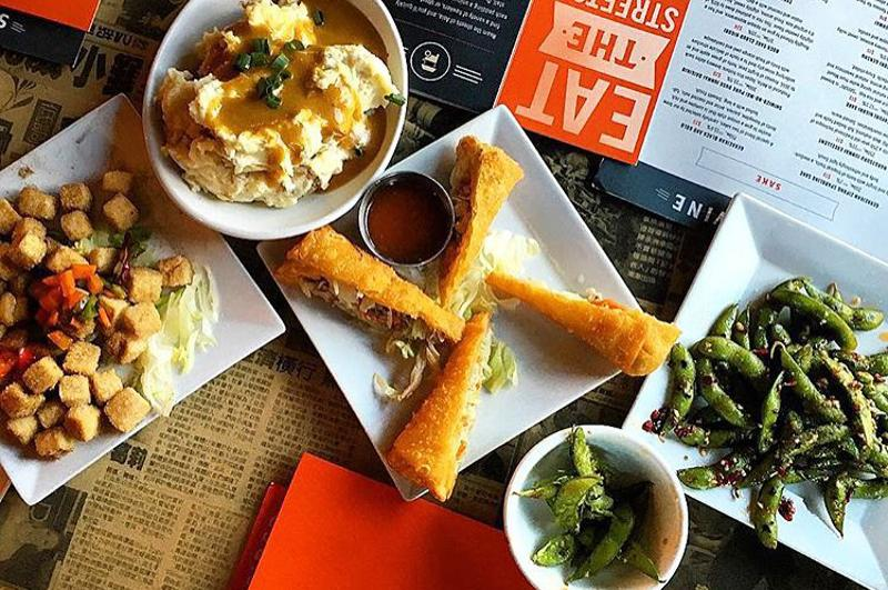 hawkers small plates
