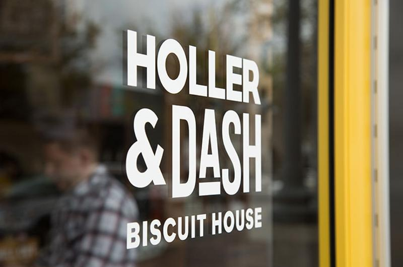holler dash biscuit house