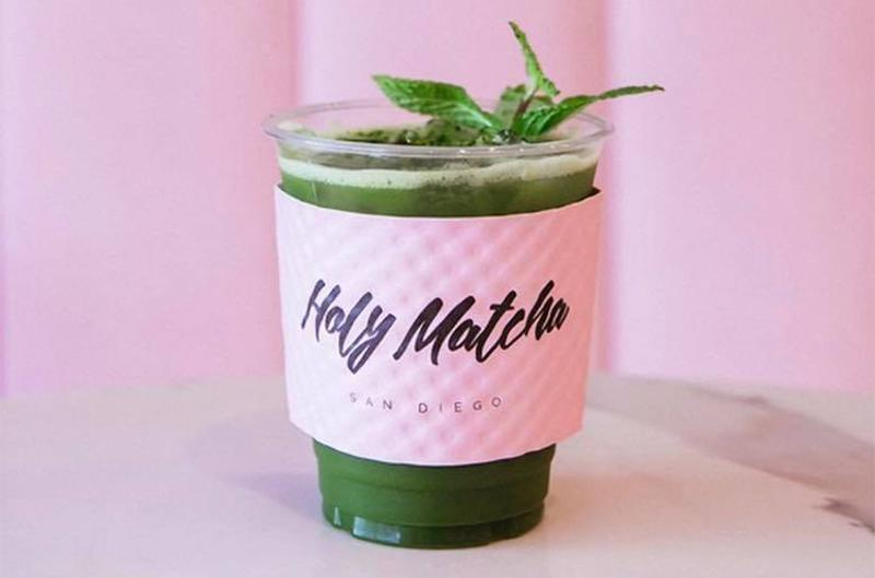 holy matcha cup