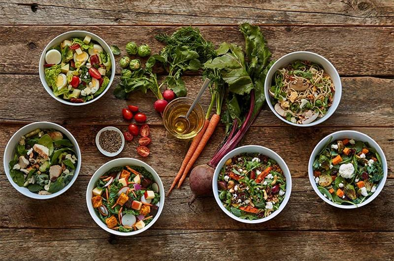 honeygrow salads