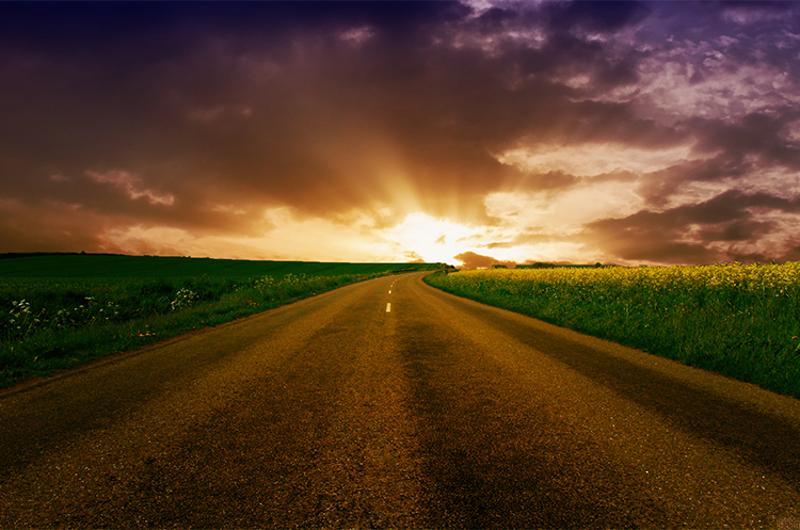 horizon road