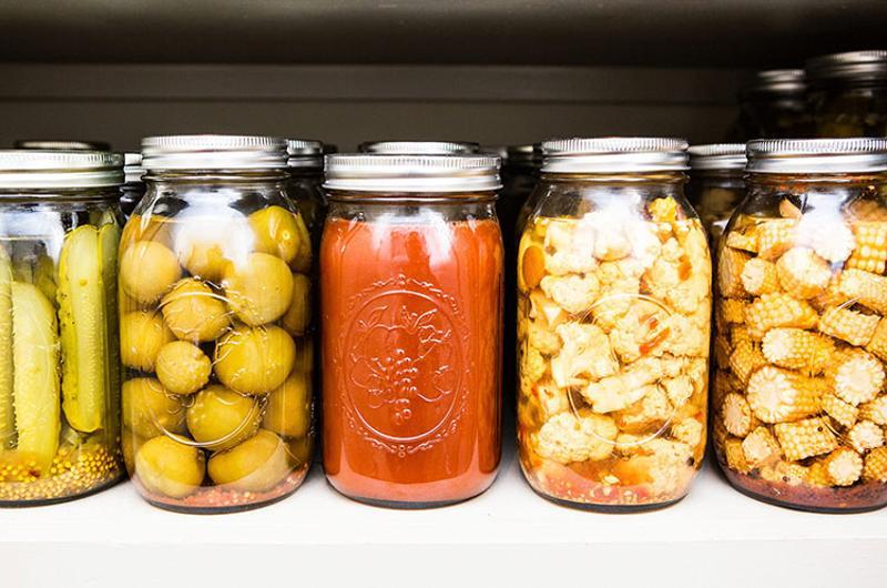 husk pickled veggies