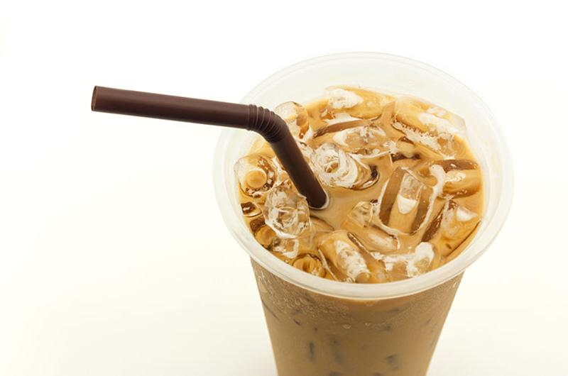 iced coffee to go