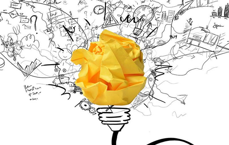 idea bulb innovation concept