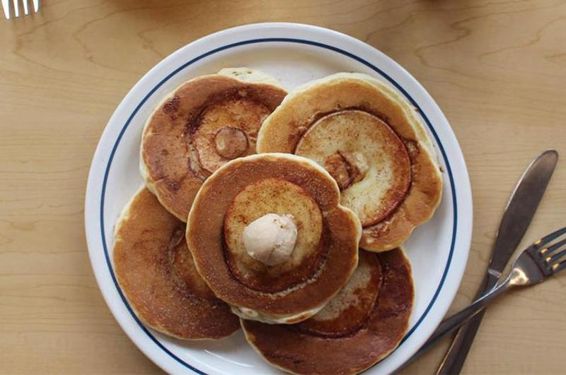 ihop apple ring pancakes