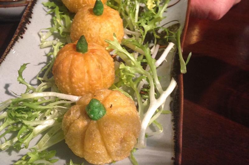 imperial lamian chinese pumpking dumplings