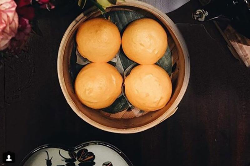 imperial lamain salted egg bun