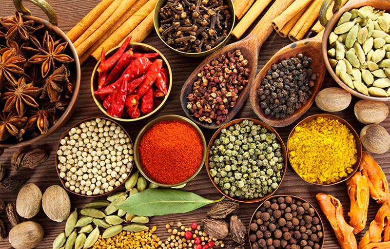 intro slide spices