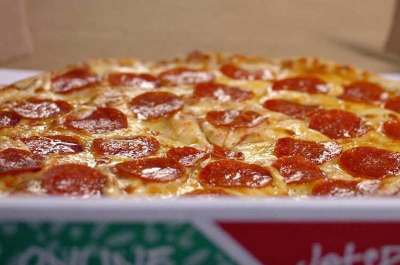 jets pepperoni pizza box