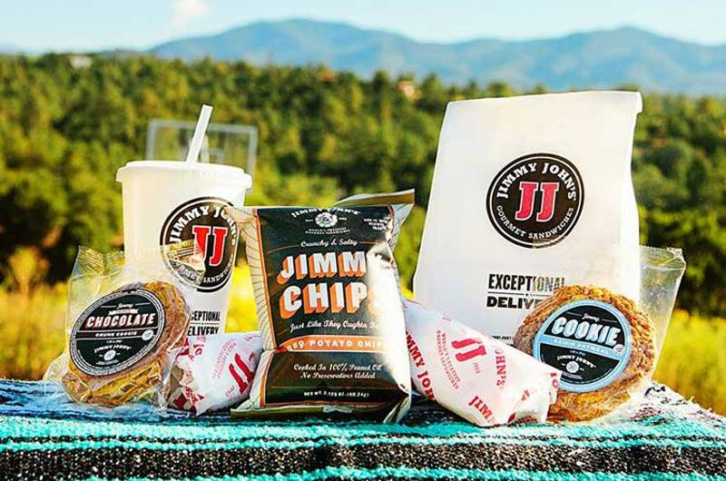 jimmy johns picnic lunch