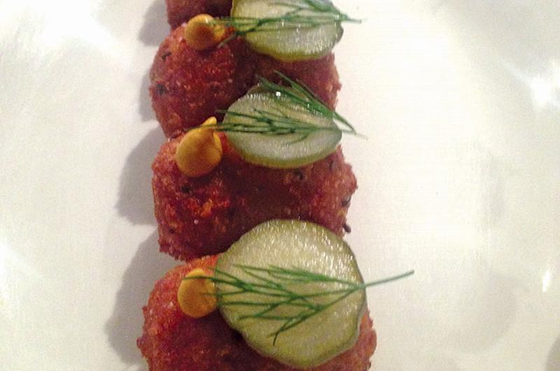 joe beef smoked meat croquettes