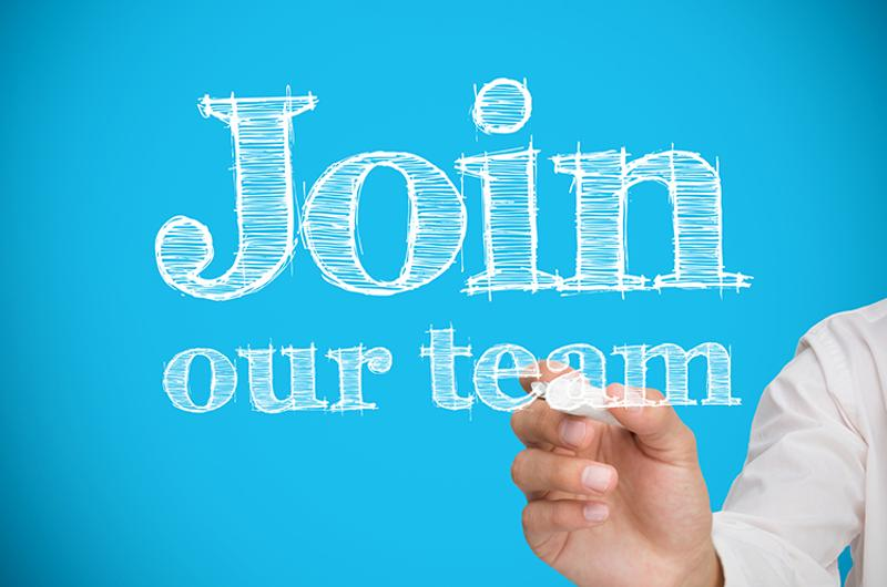 join our team recruitment hiring