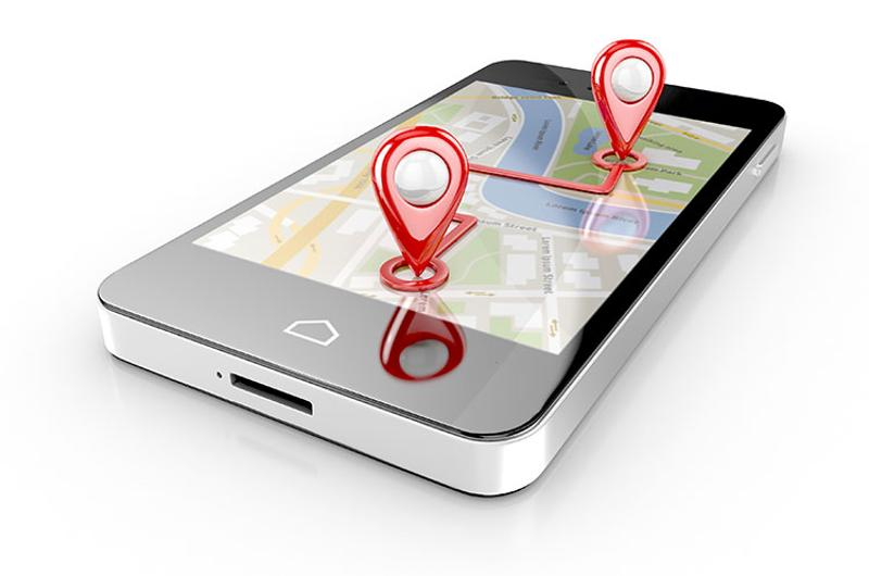journey tracking smart phone navigation maps